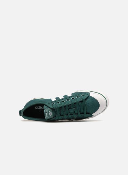 Baskets Adidas Originals NIZZA Vert vue gauche