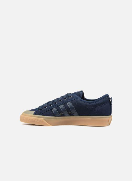 Sneaker Adidas Originals NIZZA blau ansicht von vorne