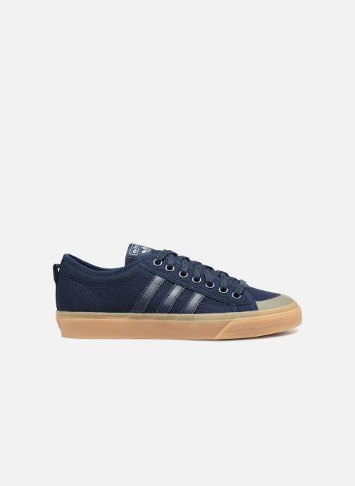 Sneaker adidas originals NIZZA blau ansicht von hinten