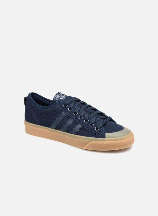 Sneaker adidas originals NIZZA blau detaillierte ansicht/modell