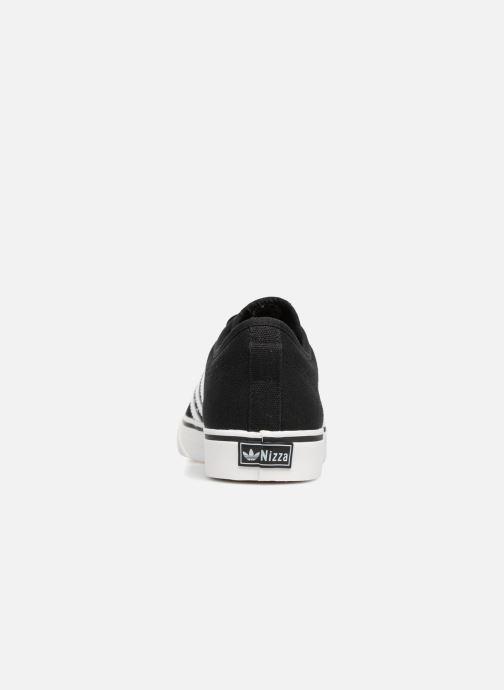 Sneaker adidas originals NIZZA schwarz ansicht von rechts