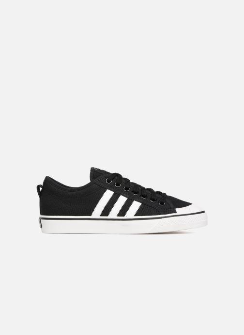 Sneaker adidas originals NIZZA schwarz ansicht von hinten