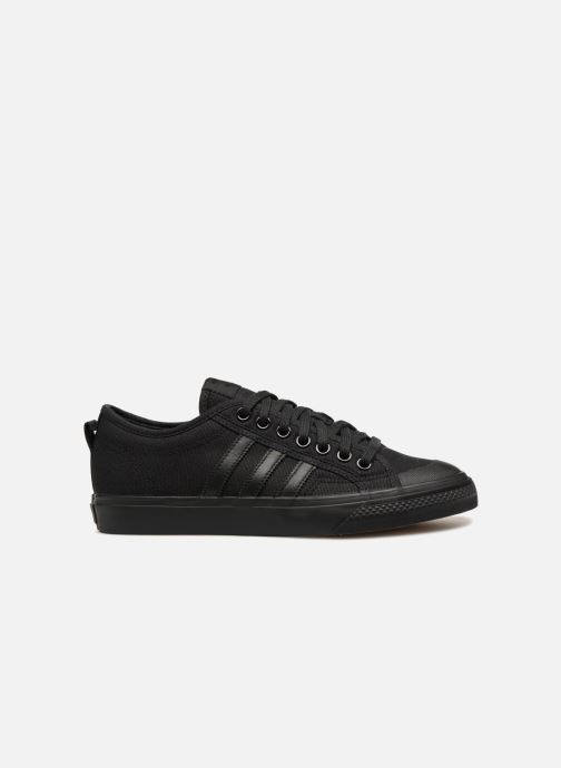 adidas originals NIZZA (Noir) - Baskets chez Sarenza (343284)
