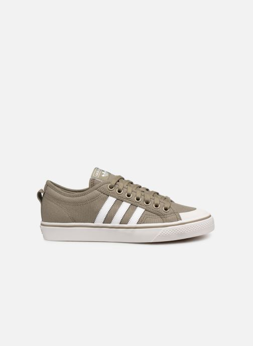 Trainers adidas originals NIZZA Green back view