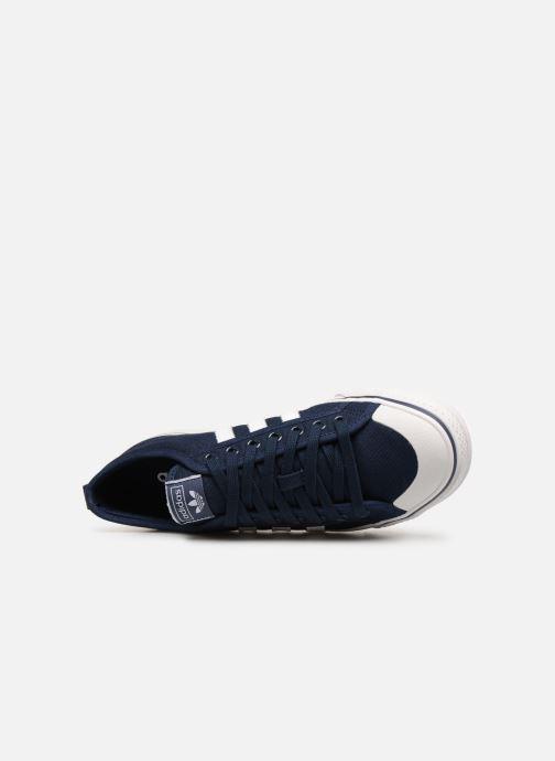 Sneaker Adidas Originals NIZZA schwarz ansicht von links
