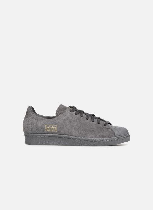 Sneakers Adidas Originals SUPERSTAR 80s CLEAN Grigio immagine posteriore