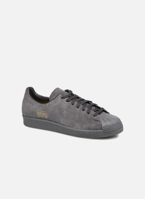 Sneakers adidas originals SUPERSTAR 80s CLEAN Grigio vedi dettaglio/paio