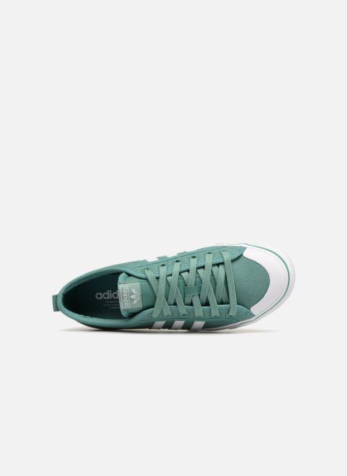 huge discount 7efa3 2c687 Sneakers Adidas Originals NIZZA W Grøn se fra venstre