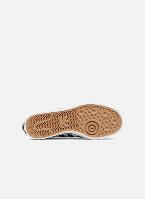 Sneakers adidas originals NIZZA W Bianco immagine dall'alto