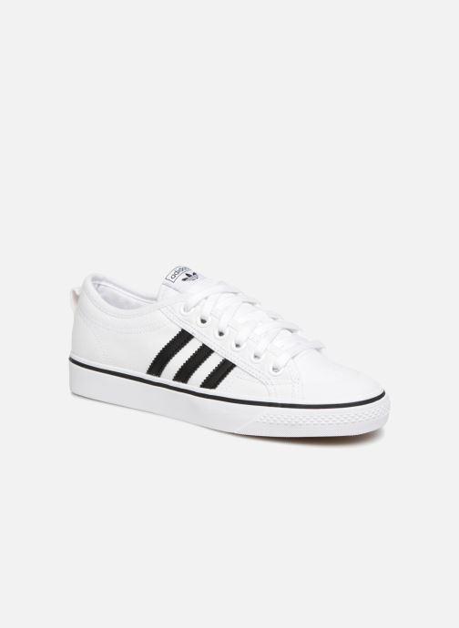 Sneakers adidas originals NIZZA W Bianco vedi dettaglio/paio