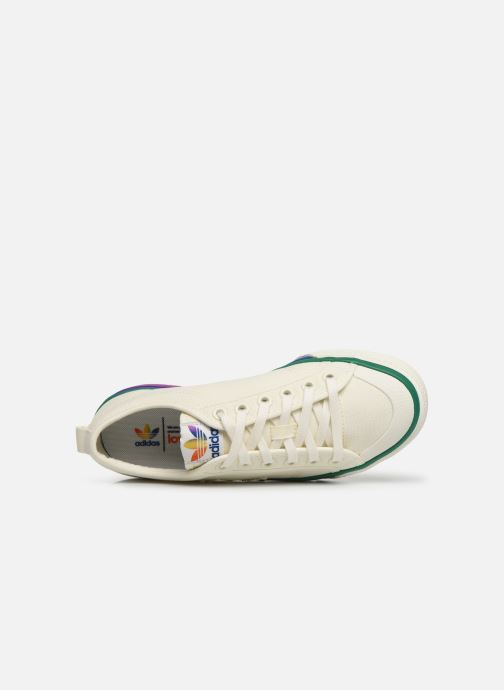 Sneakers adidas originals NIZZA W Wit links