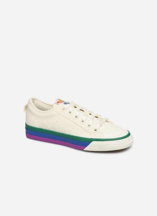 Sneakers adidas originals NIZZA W Wit detail