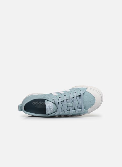 Baskets adidas originals NIZZA W Bleu vue gauche