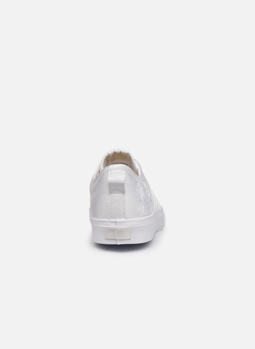 Sneaker adidas originals NIZZA W weiß ansicht von rechts