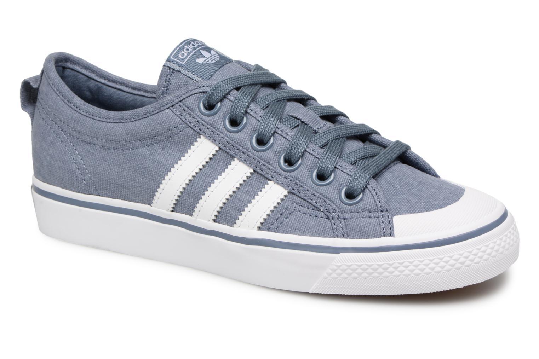 Nuevo zapatos Adidas en Originals NIZZA W (Azul) - Deportivas en Adidas Más cómodo 289e5b