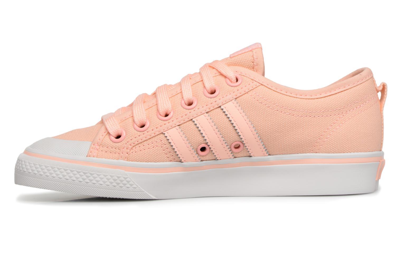 adidas originals nizza formateurs w (orange) - les formateurs nizza chez (335044) b50b3a