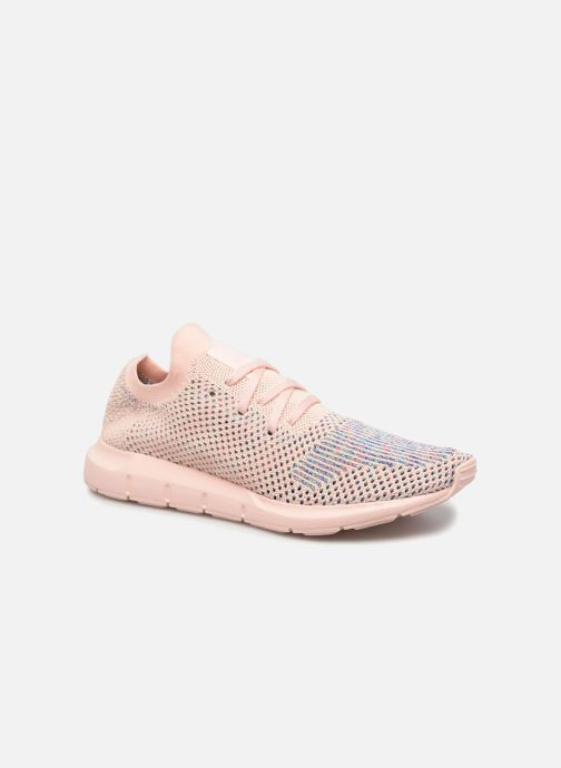 f2aab9948bed7e adidas originals SWIFT RUN PK W (Rose) - Baskets chez Sarenza (322702)