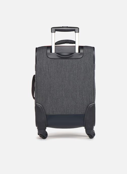 Reisegepäck Kipling CYRAH S grau ansicht von vorne