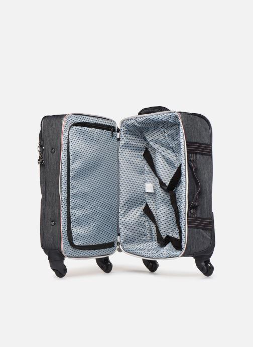 Reisegepäck Kipling CYRAH S grau ansicht von hinten