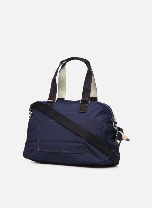 Bagage kipling JULY BAG Blauw rechts