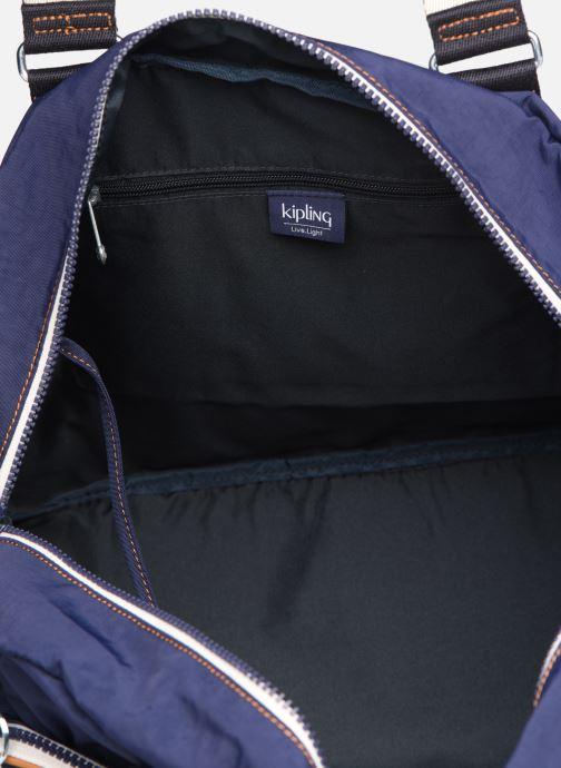 Bagage kipling JULY BAG Blauw achterkant