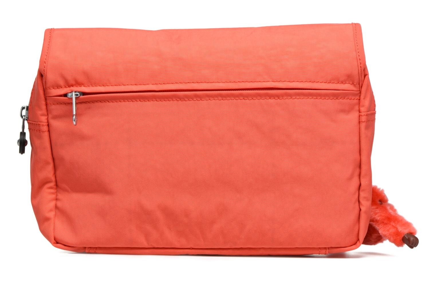 Bagages kipling DOLORES Orange vue face