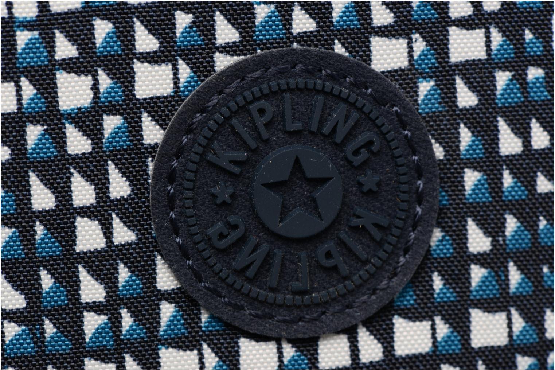Petite Maroquinerie kipling PASS PORT Bleu vue gauche