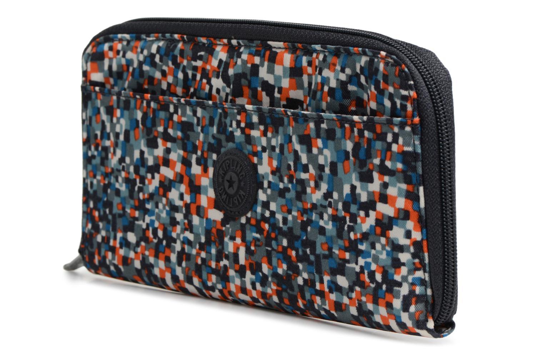 Portemonnaies & Clutches kipling TRAVEL DOC blau schuhe getragen