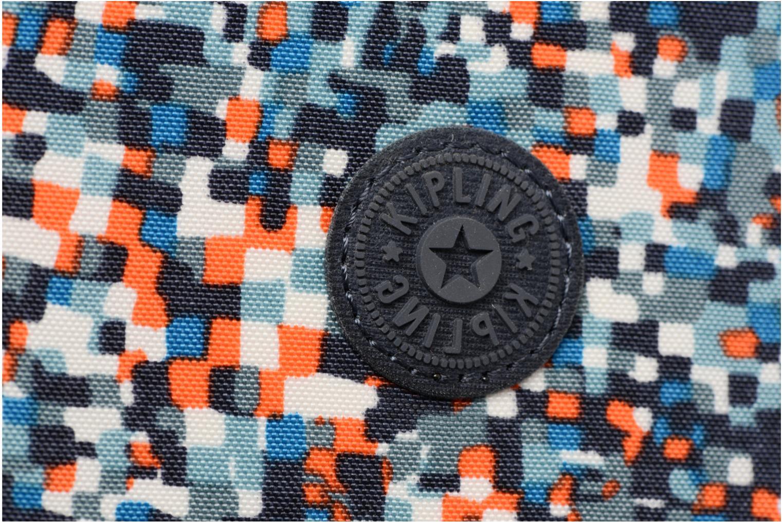 Portemonnaies & Clutches kipling TRAVEL DOC blau ansicht von links