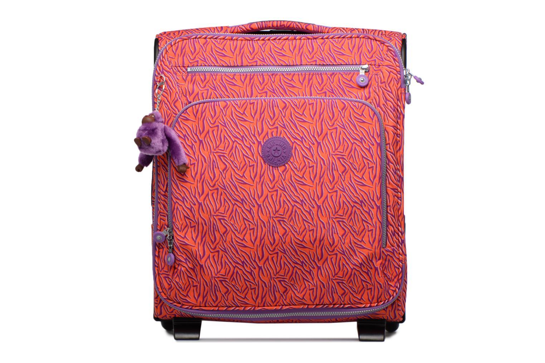 Bagages kipling YOURI 50 Rouge vue détail/paire