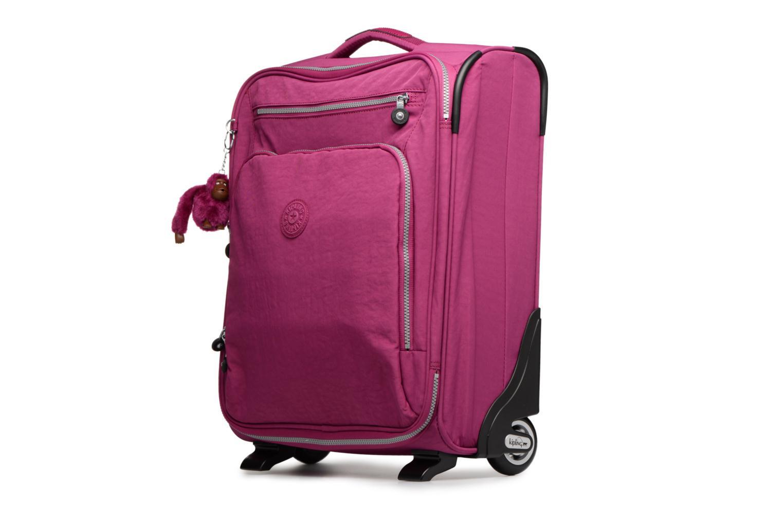 Bagage kipling YOURI 50 Roze model