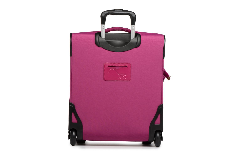 Bagage kipling YOURI 50 Roze voorkant