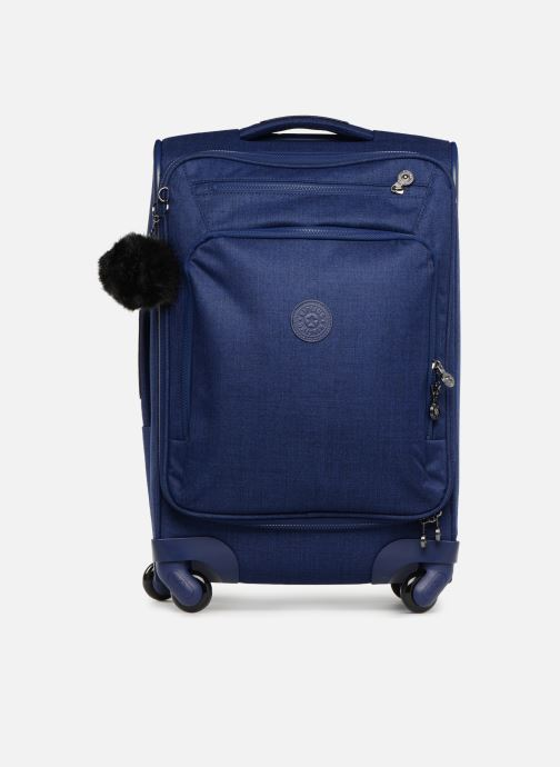 Reisegepäck Kipling YOURI SPIN 55 blau detaillierte ansicht/modell