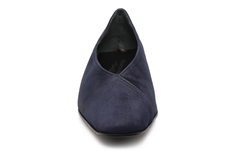 Ballerines Elizabeth Stuart PAVY 300 Bleu vue portées chaussures