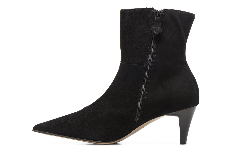 Bottines et boots Elizabeth Stuart RIMINI 300 Noir vue face