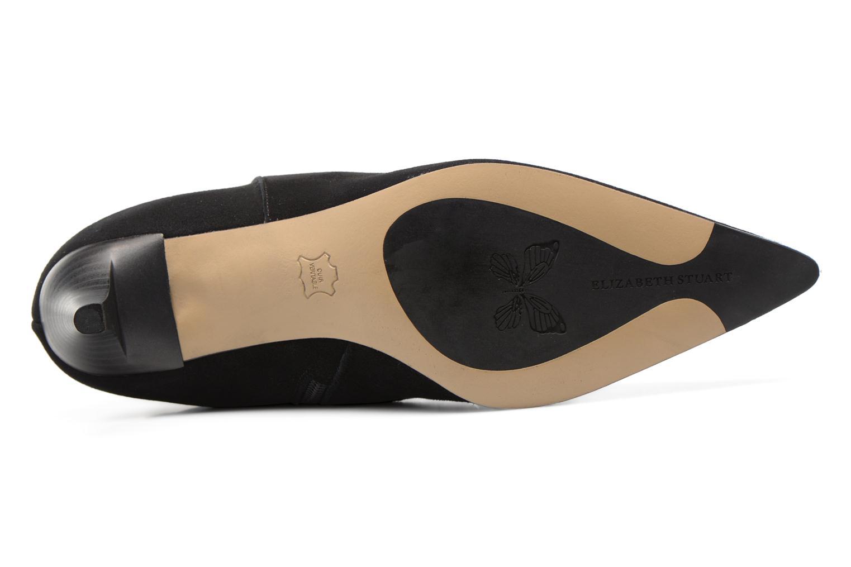 Bottines et boots Elizabeth Stuart RIMINI 300 Noir vue haut