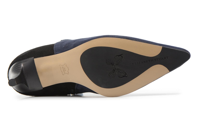 Bottines et boots Elizabeth Stuart RIMINI 300/3 Bleu vue haut