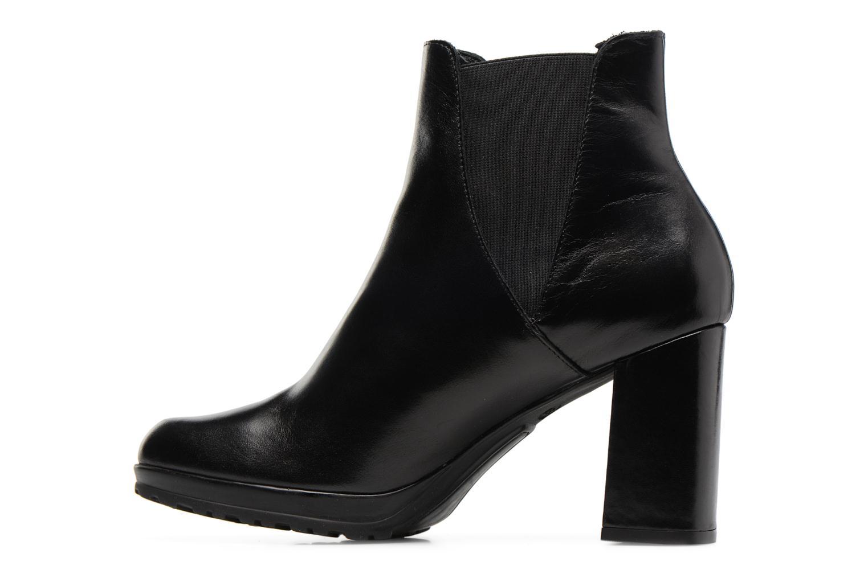 Bottines et boots Elizabeth Stuart SYNTONY 304 Noir vue face