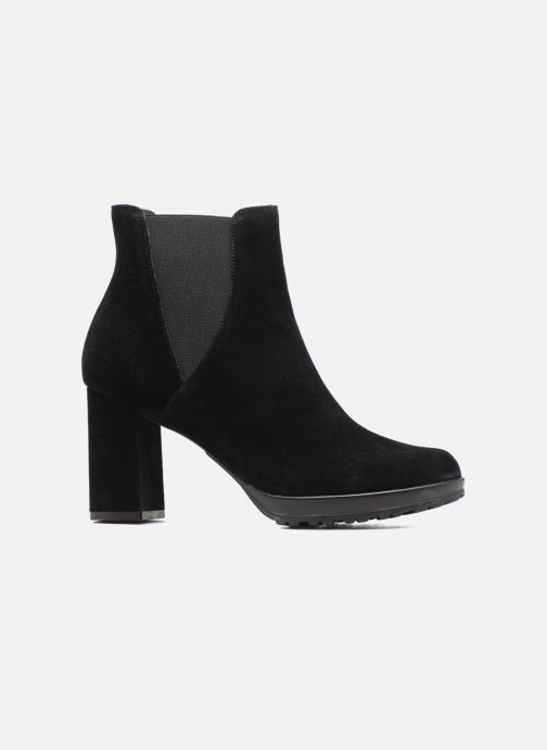 Ankle boots Elizabeth Stuart Syntoni 334 Black back view