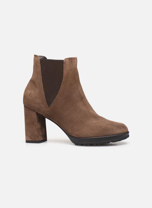 Bottines et boots Elizabeth Stuart Syntoni 334 Marron vue derrière