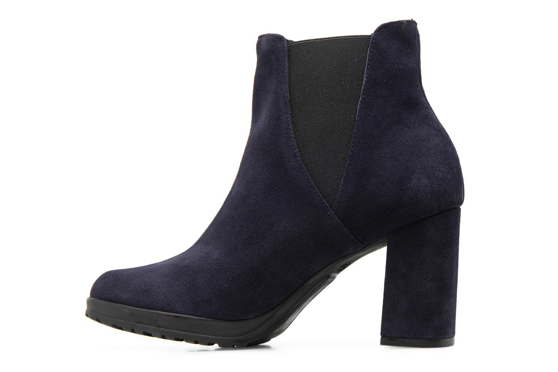 Bottines et boots Elizabeth Stuart SYNTONY 334 Bleu vue face