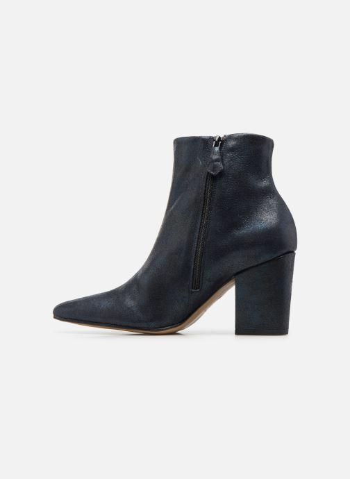Boots en enkellaarsjes Elizabeth Stuart TEMPO 325 Blauw voorkant