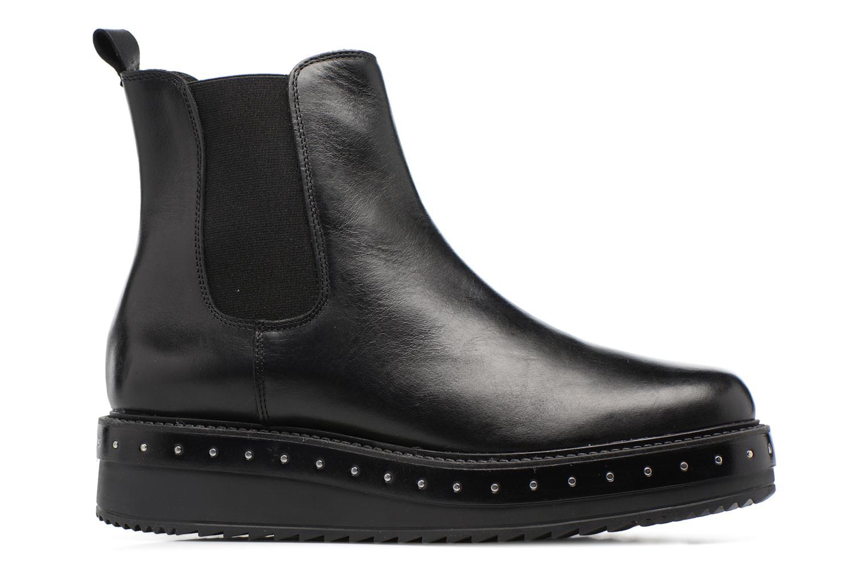 Bottines et boots Elizabeth Stuart URISA 304 Noir vue derrière
