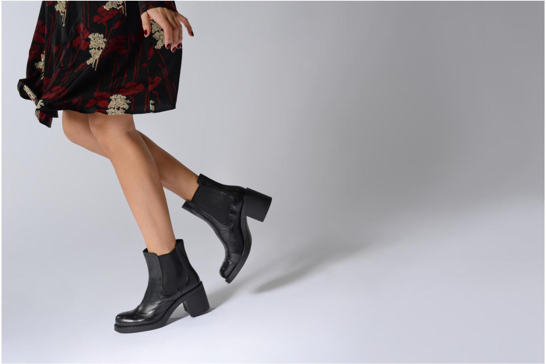 Stiefeletten & Boots Elizabeth Stuart XATY 333 schwarz ansicht von unten / tasche getragen