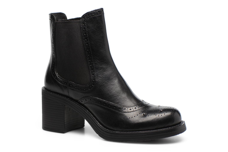 Stiefeletten & Boots Elizabeth Stuart XATY 333 schwarz detaillierte ansicht/modell