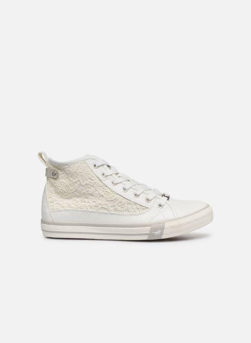 Baskets Mustang shoes Nola 1146507 Blanc vue derrière