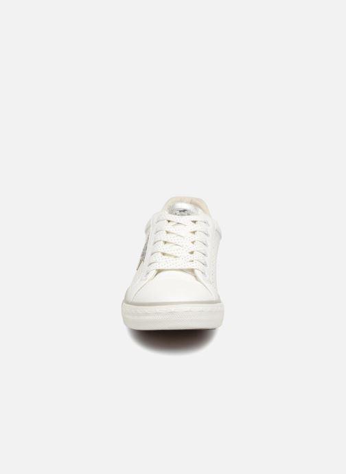 Raccomandare Scarpe Donna Mustang shoes Baroni Bianco Sneakers 322833 DUFIhudDSI54