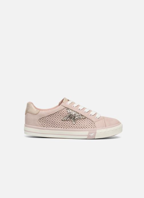 Sneakers Mustang shoes Baroni Rosa immagine posteriore