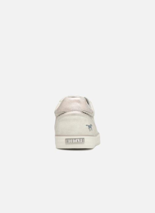 Sneakers Mustang shoes Argia Beige rechts