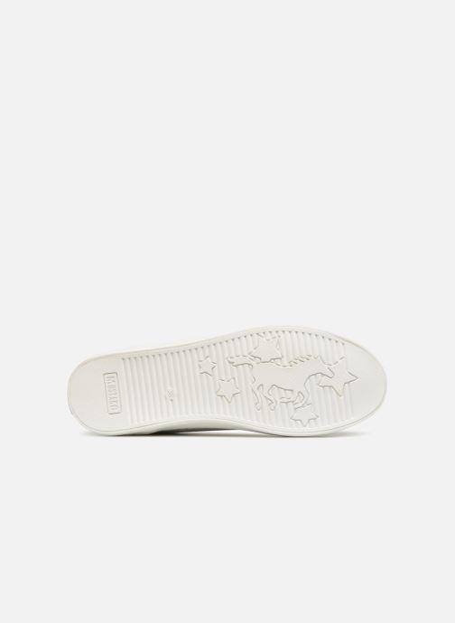 Sneakers Mustang shoes Argia Beige boven